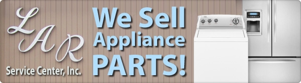 L and R Appliance Parts